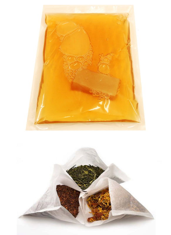 Green Tea Kombucha Flavor Pack