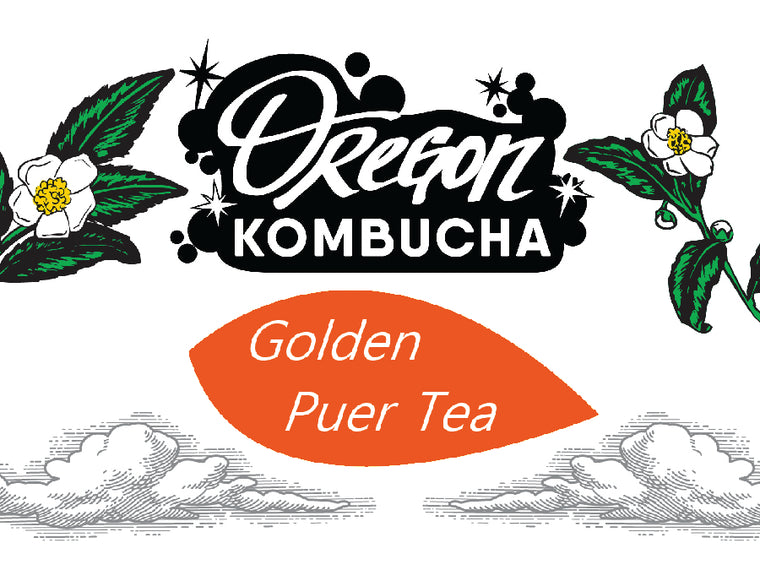 Golden Puer Tea