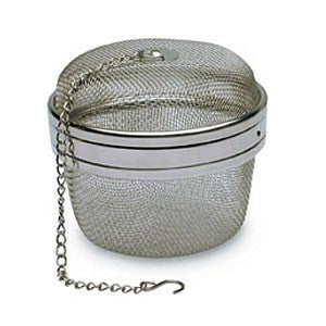 Large Size, Fill Your Own Mesh Tea Ball