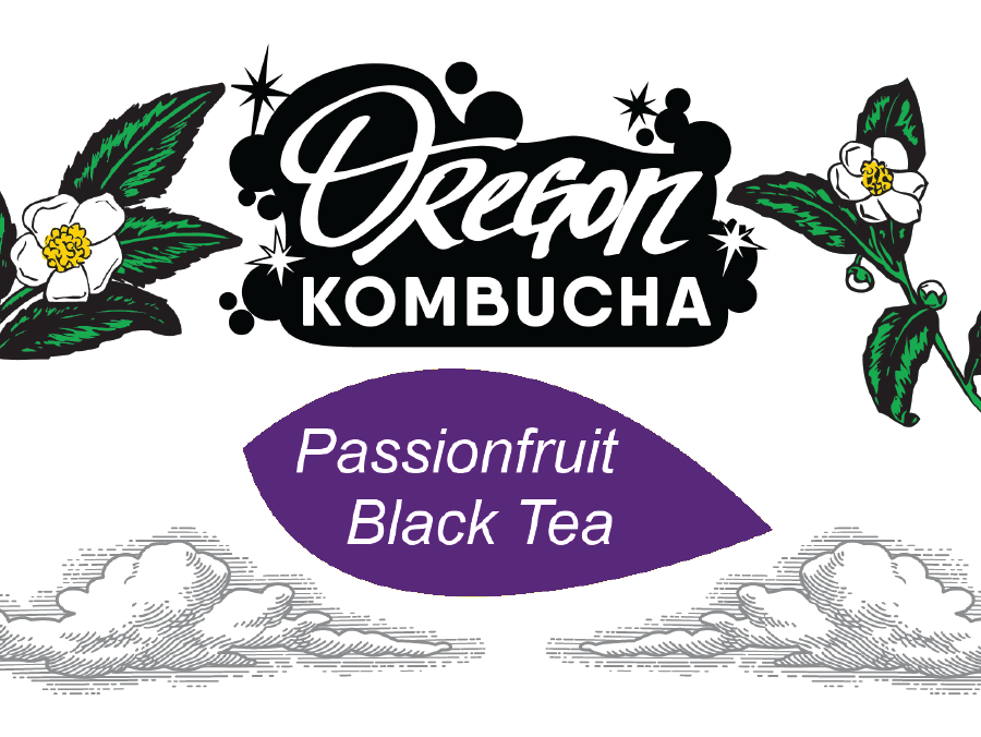Passionfruit Black Tea