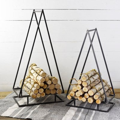 Tree Firewood Stacker - Mama's Junk Co.