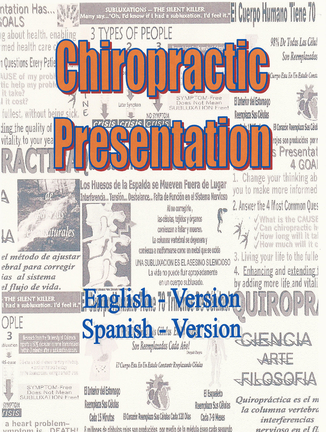 Chiropractic Presentation MP3