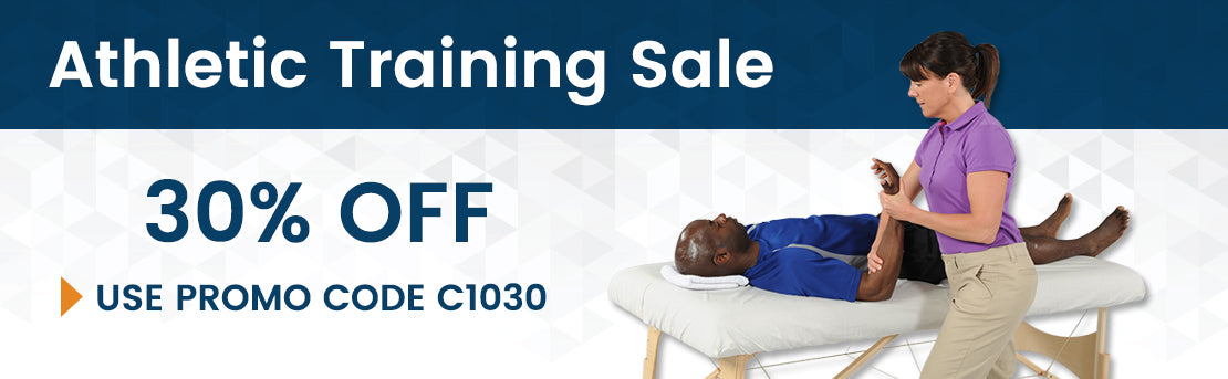 National Athletic Training Month Sale