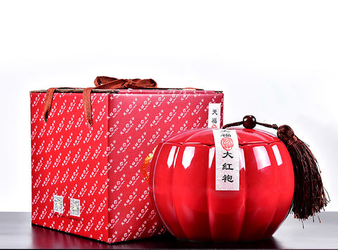 Limited Da Hong Pao ( Red Robe Tea )