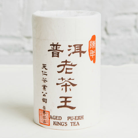 Aged Pu-Erh King's Tea