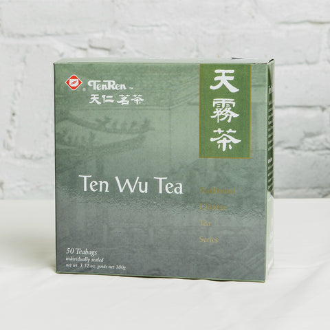 Ten Wu (Oolong) Tea