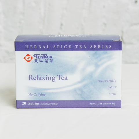 Relaxing Tea