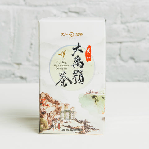 Tayuling High Mountain Oolong Tea