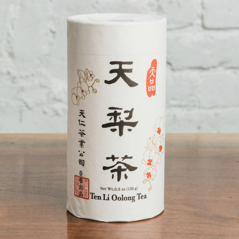 Ten Li (Supreme) Oolong Tea