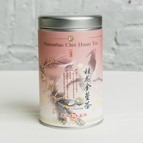 Osmanthus Chin Hsuan Tea