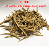 Woods Grown American Ginseng - Large