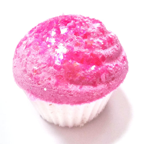 THE CUPCAKE Pink Icing