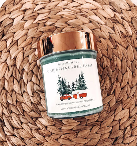 CHRISTMAS TREE FARM CANDLE