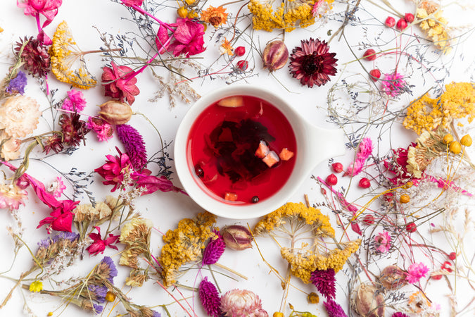 Tehygge - Hyggling with Tea