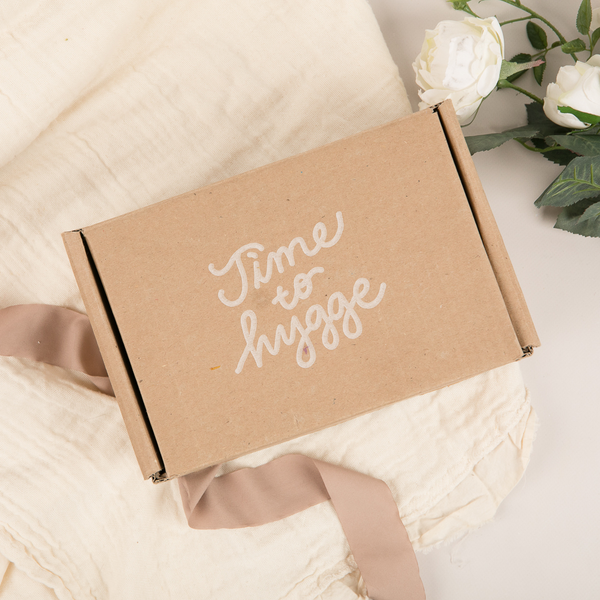 Hygge Box Monthly Care Package