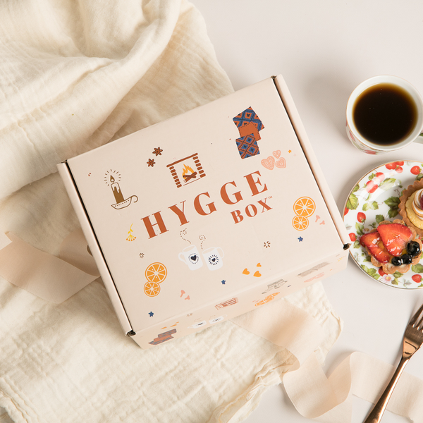 Deluxe Hygge Box Best Gift Ever