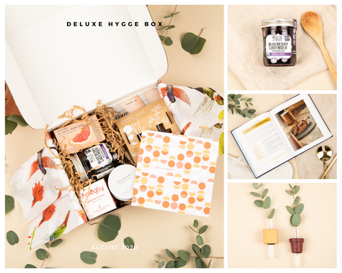 Summer Deluxe Hygge Box