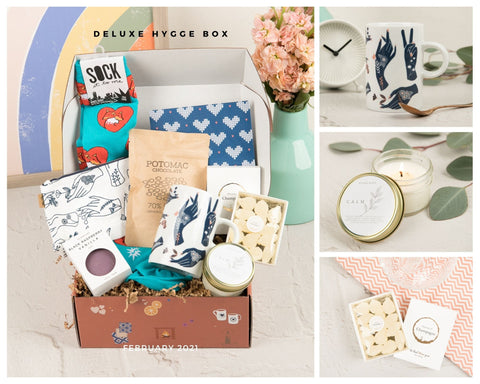 Happy Hygge Days Box
