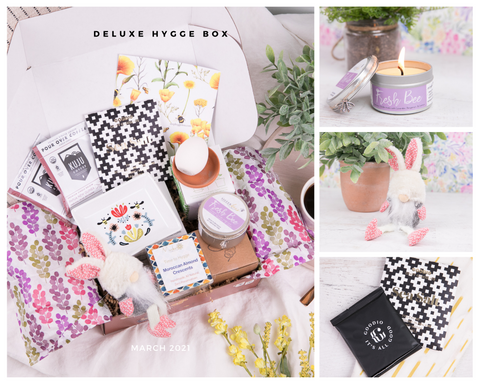 Hygge Box Deluxe Brighter Days
