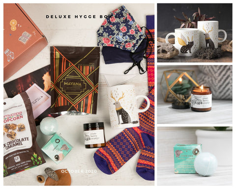 Hygge Box Deluxe Fall 2020