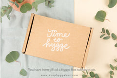 Shop Hygge Box Gift Card - Standard Box