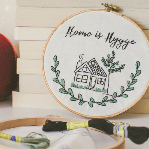 Home is Hygge Craft Kit