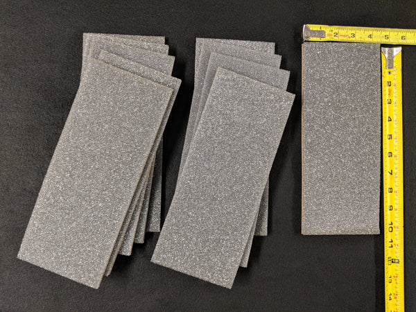 "Sheet Foam - 10"" x 4"" x 5/16"" (10 Piece) (SKU: Foam-10-4) - Blend Door USA"