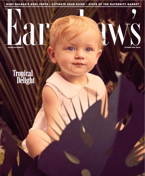 Earnshaw's October 2016 Issue Cover