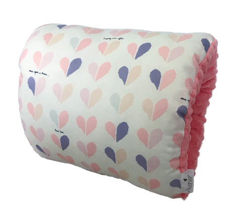 The Number 1 Breastfeeding Arm Pillow | The Nursie | Portable Baby Pillow | One Love - The Nursie