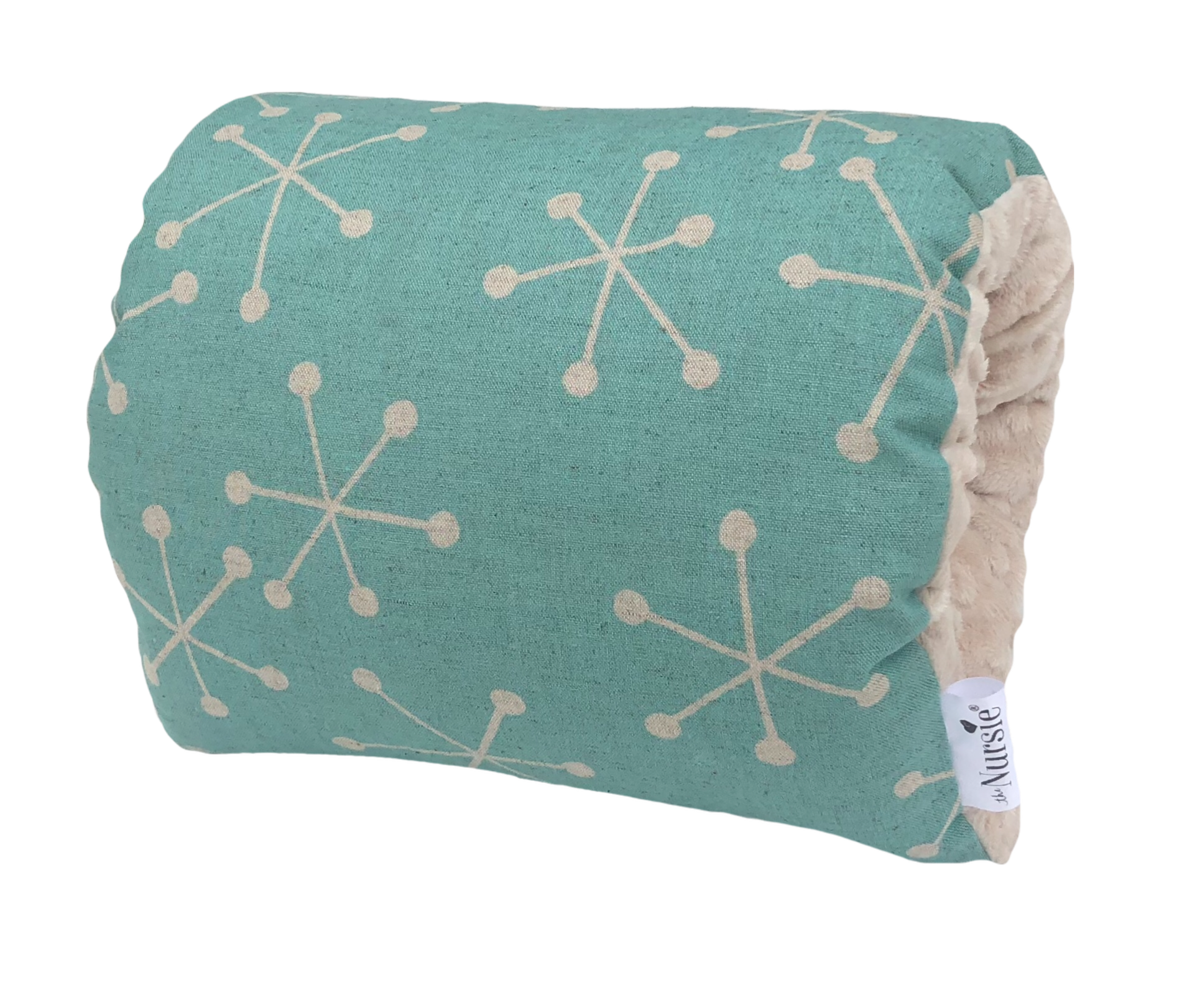 Jax Nursie | Breastfeeding Arm Pillow | Travel Nursing Pillow | Gender Neutral - The Nursie