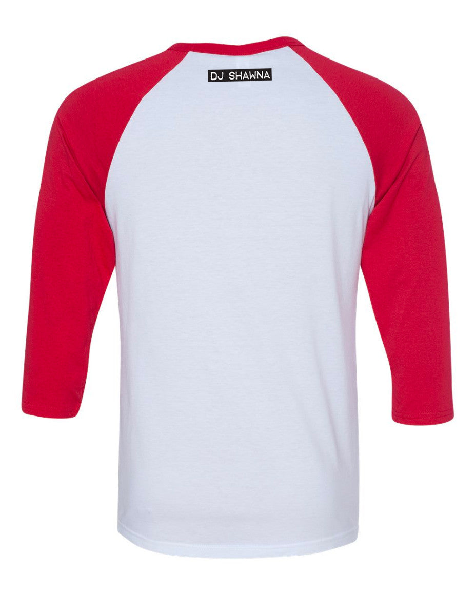 Dare To Be UNSTOPPABLE Baseball Tee
