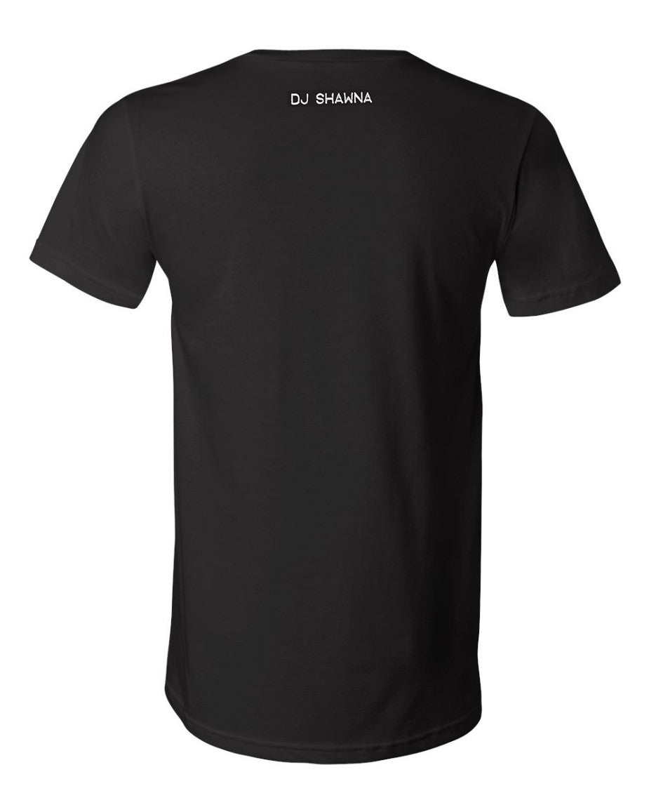 Dare To Be SELFLESS Men's V-Neck Tee