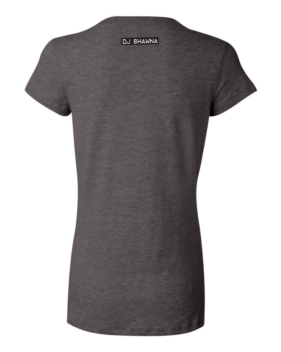 Dare To Be Women's V-Neck Tee