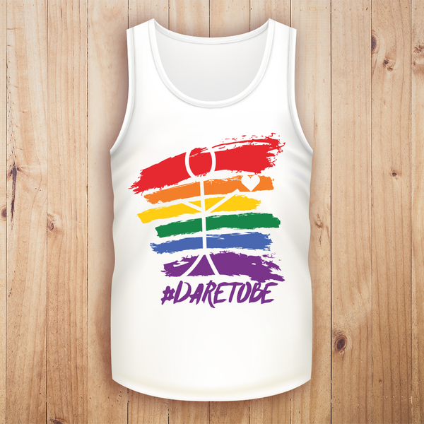 Dare To Be PRIDE Tank