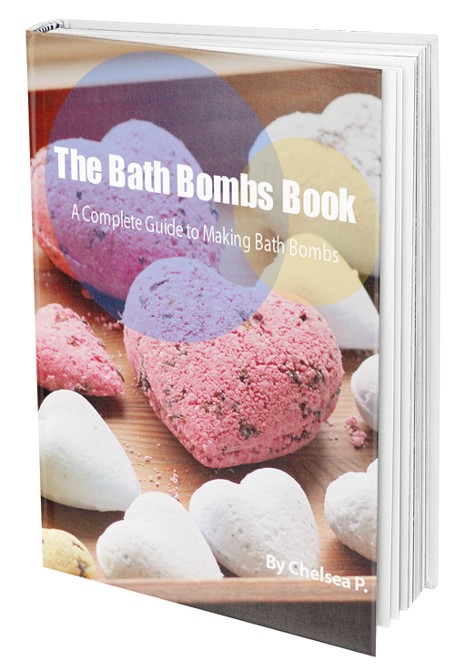 The Homemade Bath Bomb Book