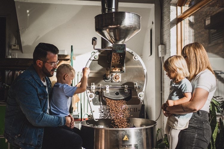 Five & Hoek Wholesale coffee. send us an email at info@fiveandhoek.com for more info on our specialty coffee wholesale program