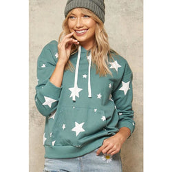 All The Stars Are Closer French Terry Hoodie