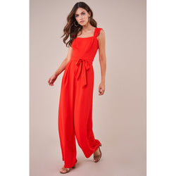 Be Our Guest Wide Leg Jumpsuit