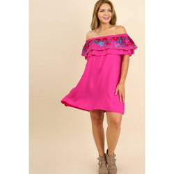 Curve - Punta Cana Off The Shoulder Dress