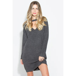 Shakira Sweater Dress