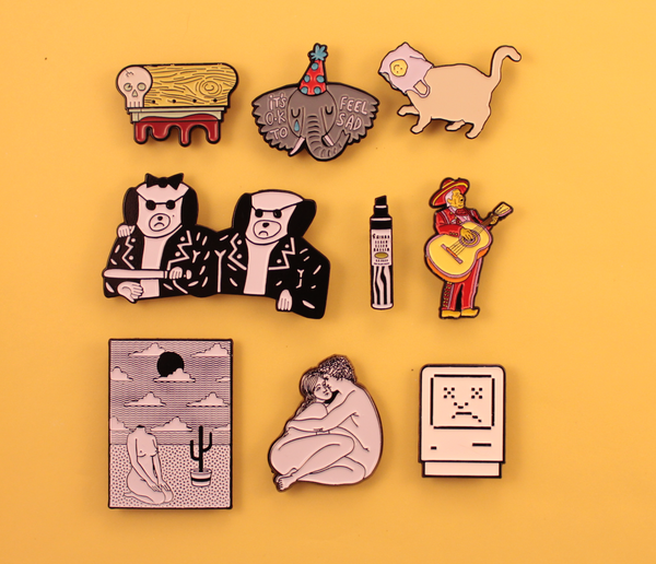 How To Make Enamel Pins – Pinlord