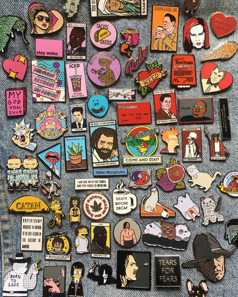 How To Sell Enamel Pins – Pinlord