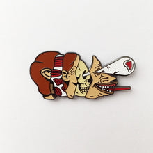 Whoah! Collaboration Enamel Pin With @mariomaple