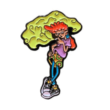 Pepper Ann Enamel Pin
