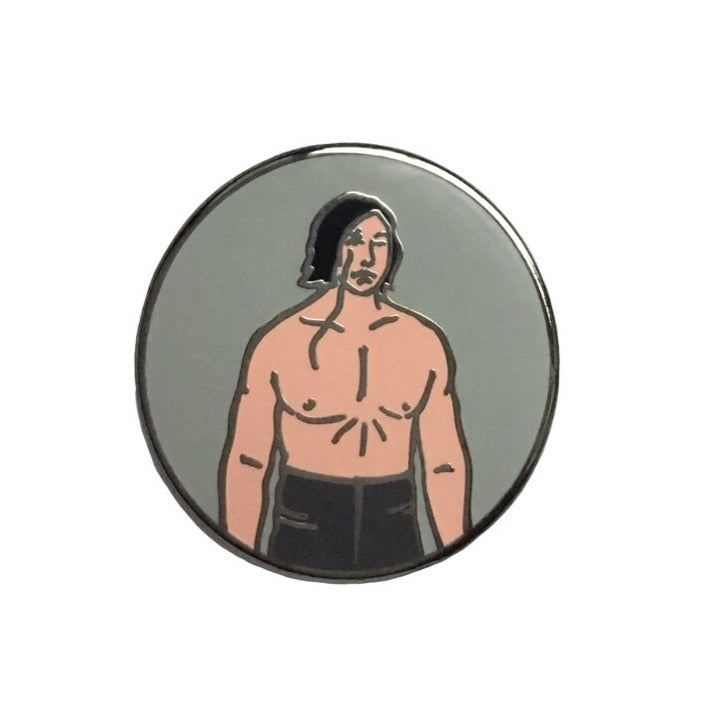 Shirtless Kylo Ren