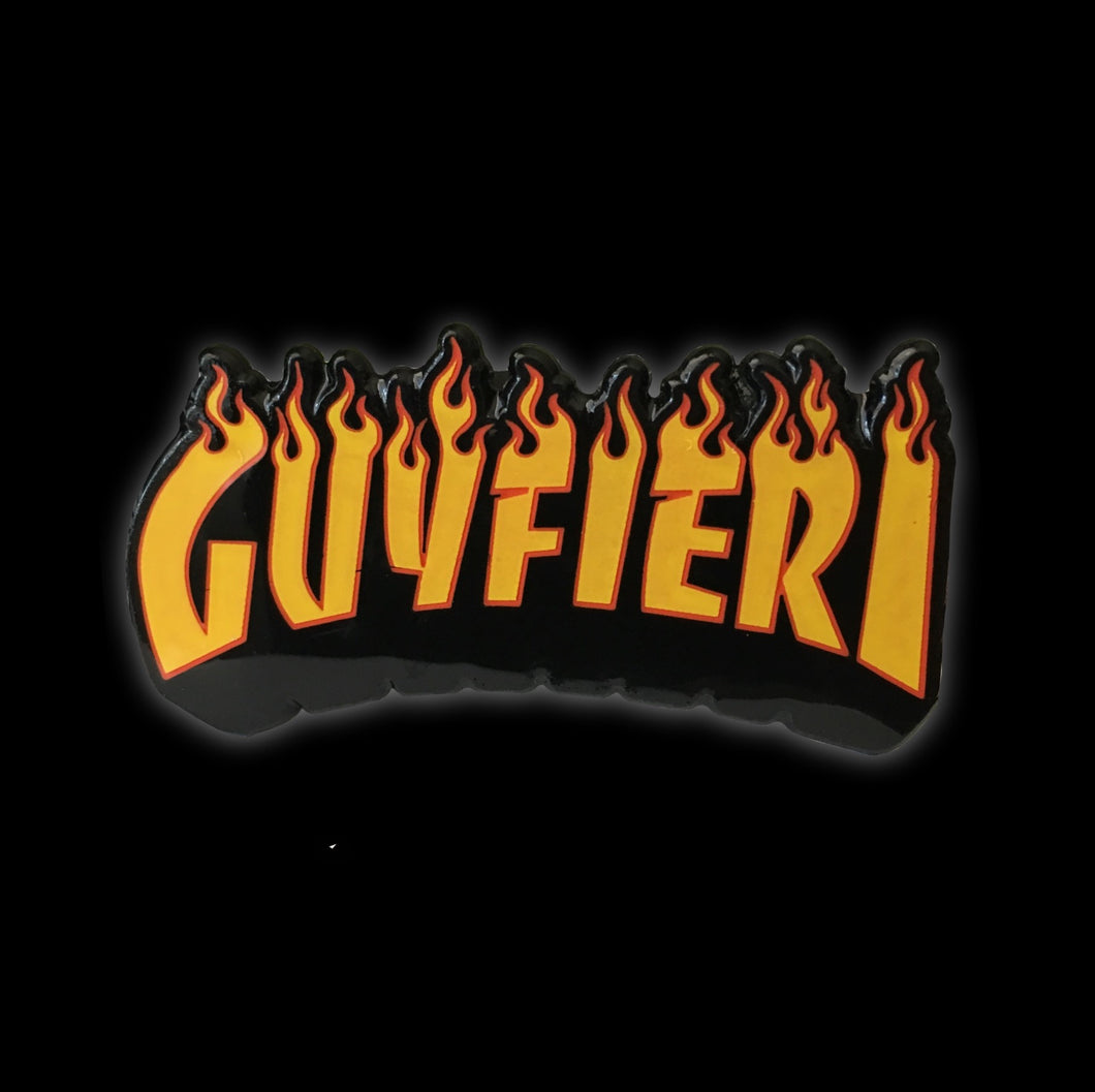 Guy Fieri #pinlordcollab winner pin made in collaboration with @pckpcktco