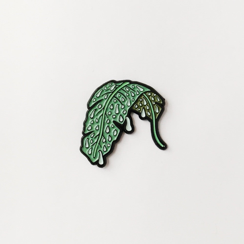 Sweaty Palm Collaboration Enamel Pin With @tulahouse