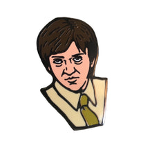 Mr. G Summer Heights High Enamel Pin