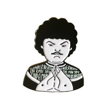 Nacho Libre #pinlordcollab Winner Enamel Pin Made In Collaboration With @hollyoddly