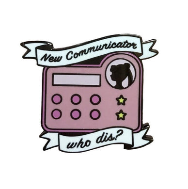 Sailor moon communicator enamel pin